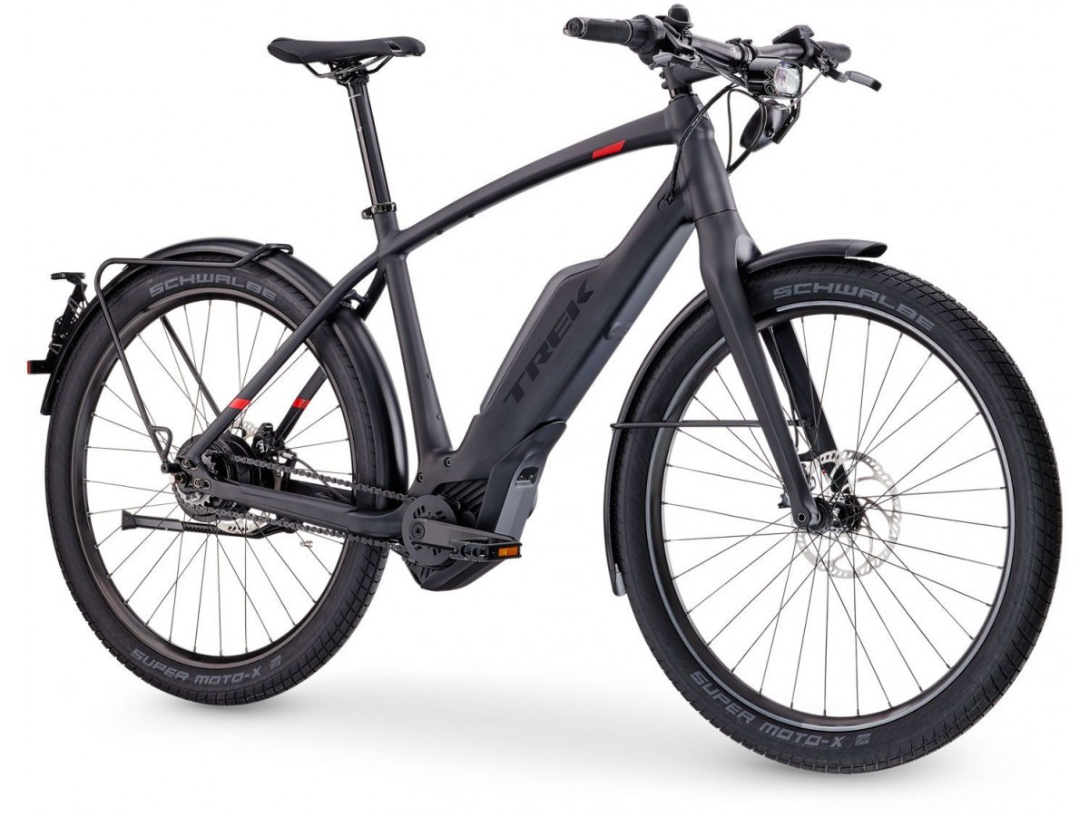 Trek super Commuter 9+ 25 km/h