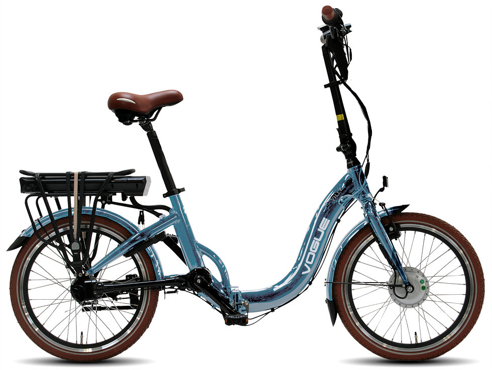 Vogue Ville E-Bike vouwfiets